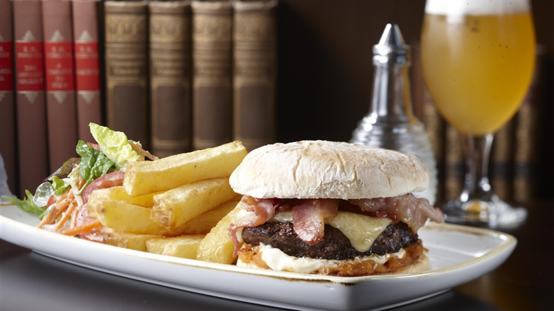 Brehon Bar - Knockranny Burger