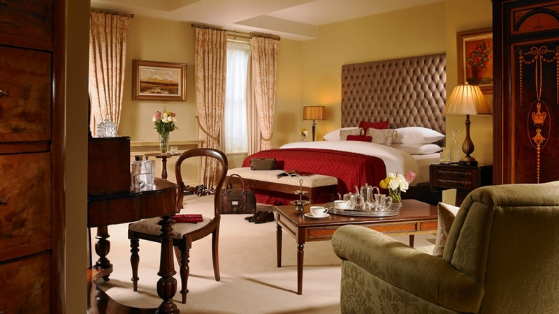 Presidential Suite at Knockranny House Hotel
