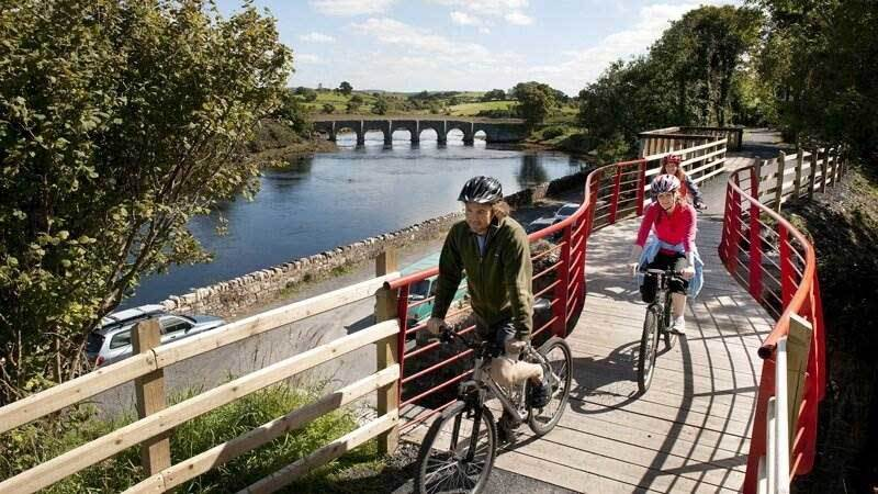 Cycle the Greenway 2BB1D & Bike Hire