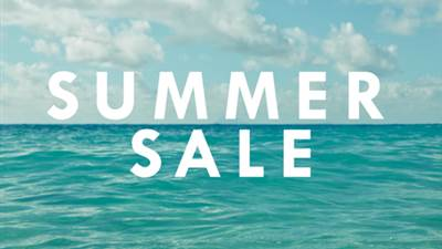 Flash Summer Sale fr €75pps